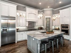 spring parade town of tioga ii traditional kitchen With kitchen cabinet trends 2018 combined with round wall art decor