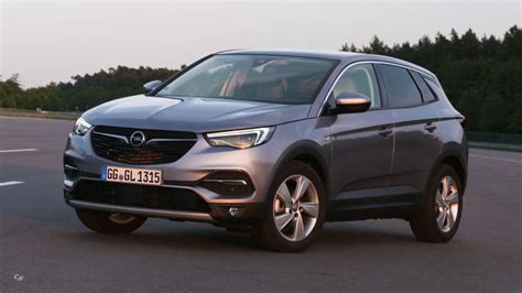 Opel 4x4 2019 by 2019 Opel Grandland X Drive And Design