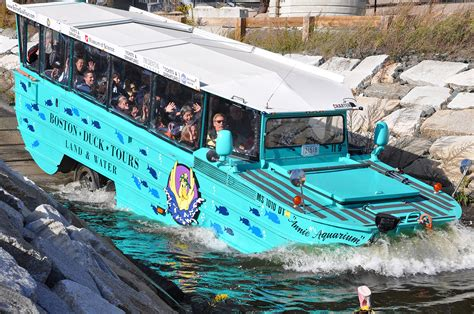 Duck Boat Tours Of Boston by Boston Duck Tours Ranked 1 Boston Boat Tour Company