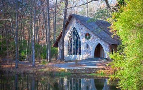 ida cason callaway memorial chapel places  explore