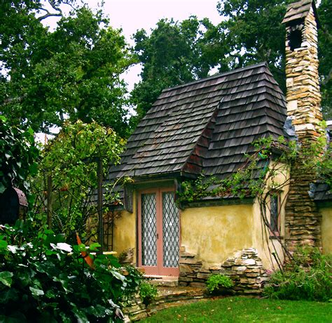 Hugh Comstocks Fairytale Cottages By The Sea Once Upon