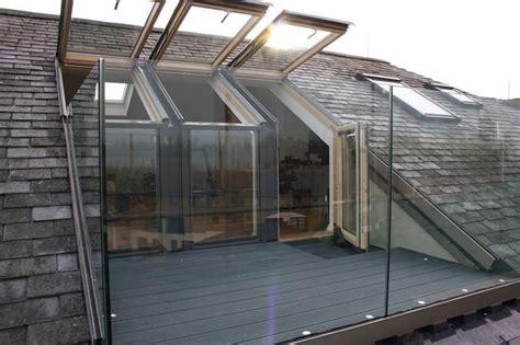 Attic Balcony Design Ideas