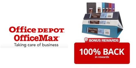 Office Max Rewards by Office Depot Office Max Black Friday Ad 2017