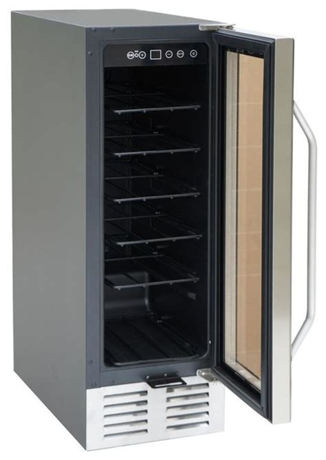 Cabinet Beverage Cooler by Counter Wine And Beverage Cooler Contemporary