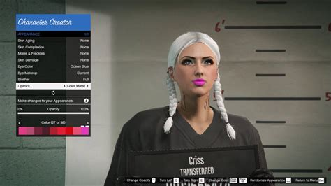 My Female Character Creation♡