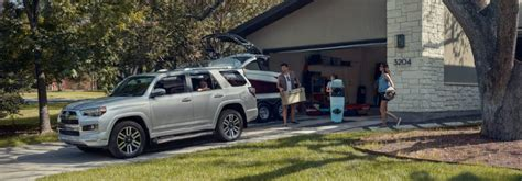 toyota runner towing capacity  ground clearance specs