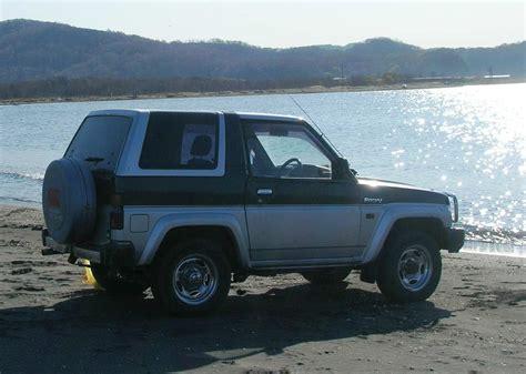 Used Daihatsu Rocky For Sale by Used 1993 Daihatsu Rocky Photos 1600cc Gasoline