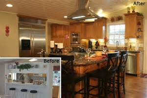 galley kitchen ideas makeovers kitchen remodel before after