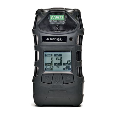 Detectores de Gás Altair 5X