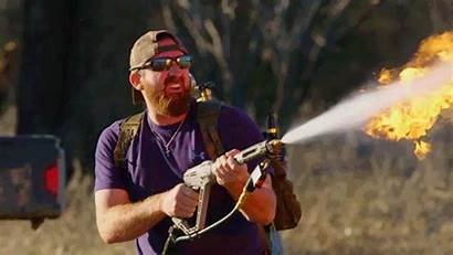 Dude Perfect Giphy Fire Spray Hose Gifs