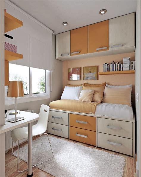 bedroom interior design ideas small spaces 23 efficient and attractive small bedroom designs 20270 | dadd483fa5f94eec8e47b0cfcc63019b