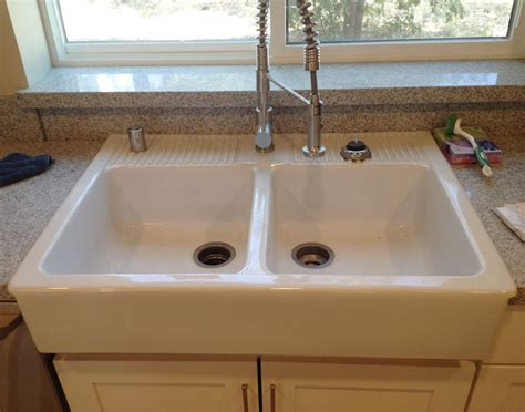 making a domsjo kitchen sink legal in california ikea hackers