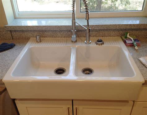 Alternative Kitchen Cabinet Ideas - making a domsjo kitchen sink legal in california ikea hackers