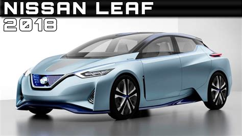 nissan leaf review rendered price specs release date