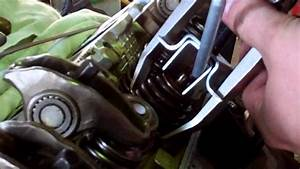 How To Change Valve Springs