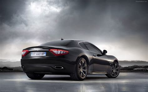2009 Maserati Gran Turismo S Pictures & Video Widescreen