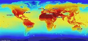 Nasa maps reveal how the world will need to adapt to ...