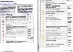 Voyant Tableau De Bord Clio 3 : voyants du tableau de bord ~ Gottalentnigeria.com Avis de Voitures