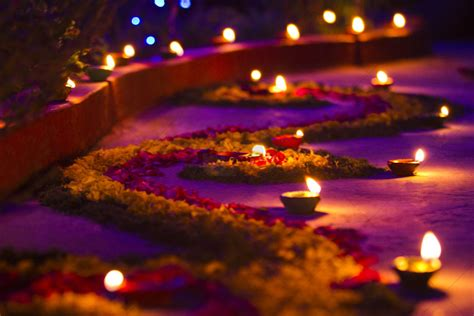 traditional diwali decorations lights ideas for home