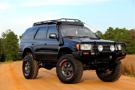 10 Lifted Toyota 4runners