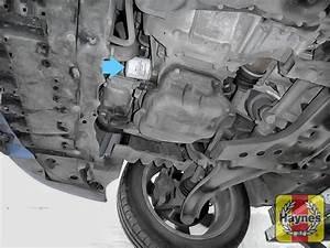 2006 Nissan Altima Fuel Filter Location