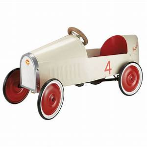 Voiture Enfant Vintage : voiture p dales vintage blanche baghera maisons du monde ~ Teatrodelosmanantiales.com Idées de Décoration