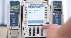 Iv Infusion Pump  Bd Alaris U2122 Pump Module