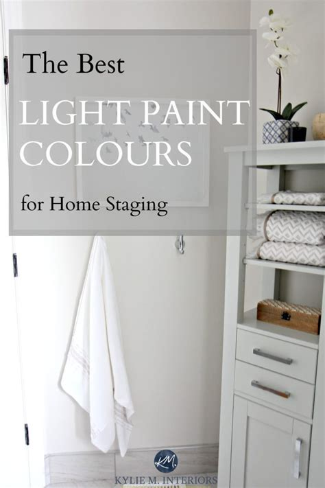 top 8 light neutral paint colours for home staging
