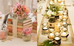 Deco Centre De Table Mariage : 8 centres de table diy pour votre mariage shake my blog ~ Teatrodelosmanantiales.com Idées de Décoration