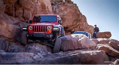 Cliffhanger Moab Trail Jl Down Drivingline
