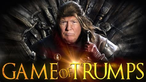 Game Of Trumps By Trazzto