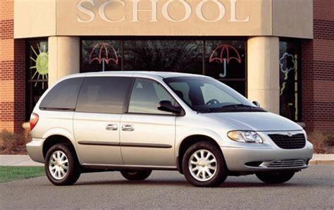 manual cars for sale 2001 chrysler voyager transmission control used 2001 chrysler voyager minivan pricing for sale edmunds