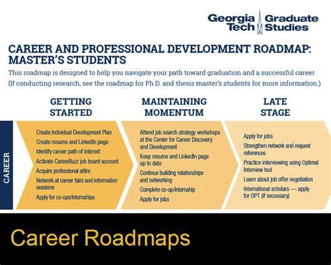 career development graduate studies georgia institute