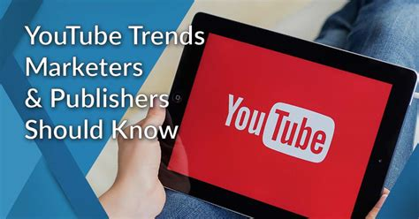 youtube trends    forecasts