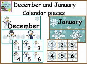 Free December Theme Printables – Wise Owl Factory