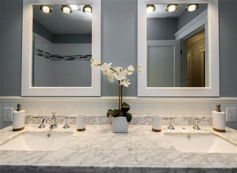 bathroom adds  elegant touch   enhance