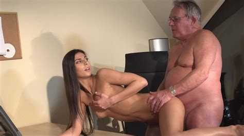 Old Man Deep Fucks The New Girl In Hard Scenes Xbabe Video