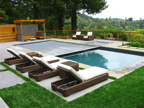 Victorian Kitchen Design Ideas - pool furniture ideas pool modern with wicker furniture pool storage