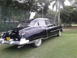 Cadillac 50 4 Doors V8 331 Cuin Serie 62 Color Negro
