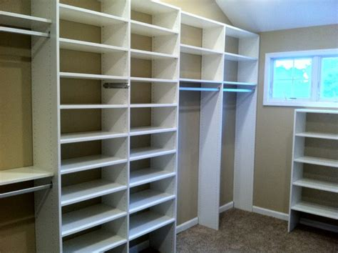 white walk in closet traditional closet other metro