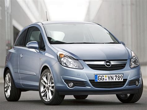 car pictures opel corsa
