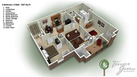 Floor Plans - TerraceGreenBranson.com