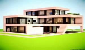 minecraft modern house designs inspiration wallpapers