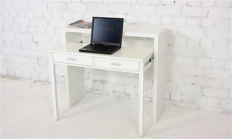 bureau console extensible bureau console extensible groupon shopping