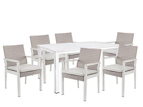 arredo da giardino outlet tavoli da giardino outlet