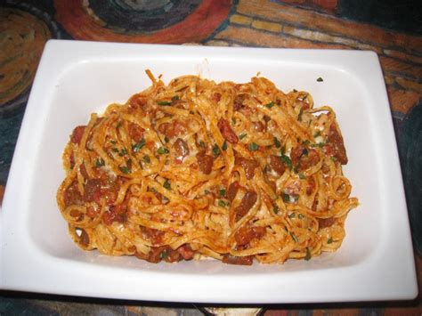 les petits plats de mimimarie 187 gratin de p 194 tes sauce tomate aubergines lardons