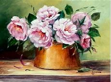peinture a huile oeuvres originales