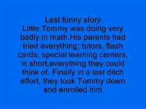 The three most funniest jokes ever..loool - YouTube