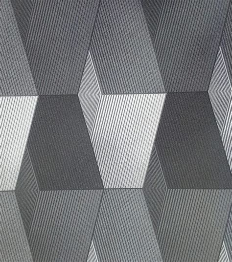 Grey 3d Wallpaper by Light And Grey Modern 3d Patterned Wallpaper X156