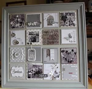 Grand Cadre Deco : 1000 id es sur le th me cadres sur pinterest cadres pour photos murs et murs de photos ~ Teatrodelosmanantiales.com Idées de Décoration